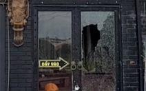 Truy tìm nghi can đâm người, nổ súng ở quán bar tại Tuy Hòa
