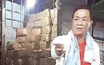 """Bắt Hưng """"kính"""", trùm bảo kê chợ Long Biên"""