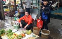 Tàu cá chở rau ra Phú Quốc bất chấp lệnh cấm biển