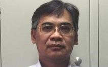 Truy tố nguyên tổng giám đốc Liên doanh Việt - Nga Vietsovptro