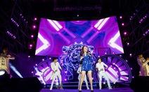 """Mỹ Tâm, Sơn Tùng, Đông Nhi khiến fan """"khản giọng"""" tại Tiger Remix 2019"""