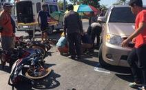 Thái Lan: 463 người chết/1 tuần dịp năm mới vì tai nạn giao thông