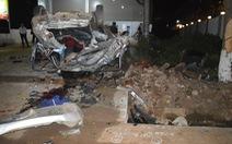 Khởi tố nữ tài xế taxi uống rượu lái xe làm chết 3 người