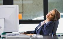 Tác hại của việc ngủ không đủ giấc