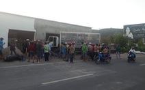 Bắt tài xế xe tải tông chết hai công nhân trên đảo Phú Quốc