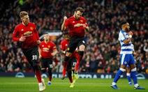 M.U, Chelsea và Arsenal dễ dàng đoạt vé đi tiếp tại Cúp FA
