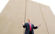 'So găng' bức tường Mexico