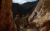 Đào hầm 60m giữa lòng sông tìm vàng, 30 công nhân Afghanistan chết thảm