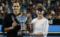 Federer giúp Thụy Sĩ vô địch Hopman Cup 2019