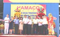 Hamaco Petro mở rộng mạng lưới phân phối hàng tiêu dùng tại Cần Thơ