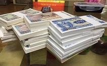 Không đưa tiền mới in ra thị trường dịp Tết Kỷ Hợi 2019