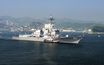 Tàu chiến Mỹ áp sát 3 đảo ở Hoàng Sa thách thức 'yêu sách quá đáng' của Trung Quốc