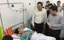Bộ trưởng Nguyễn Văn Thể: Phải xóa điểm đen tai nạn đèo Hải Vân