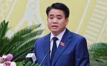 Chủ tịch Hà Nội: Cấm người ghi âm, ghi hình 'vì những mục đích khác'