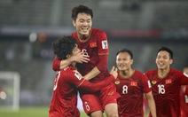 Việt Nam vào nhóm đội nhận vé vớt sau lượt đầu vòng bảng Asian Cup 2019