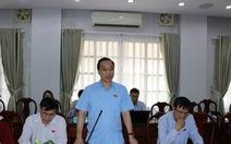 """Doanh nghiệp """"xin"""" giữ công trình trái phép ở Cụm công nghiệp Phước Tân"""