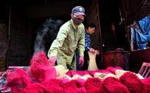 Làng nhang nhuộm màu hồng ở Việt Nam lên báo Tây