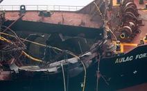 Vụ cháy tàu dầu: Đề nghị Hong Kong tìm kiếm thuyền viên mất tích