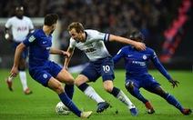Lượt đi bán kết Cúp liên đoàn: Tottenham thắng tối thiểu Chelsea
