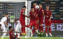 Tuyển Việt Nam - Iraq 2-3 Một trận thua đáng tiếc