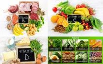 Chế độ ăn cho người bị rối loạn tiền đình