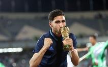 'Ronaldo' Iran kịp bình phục trước trận gặp Việt Nam