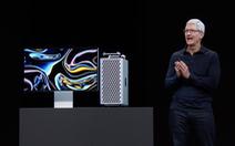 Mỹ không miễn thuế 25% linh kiện Mac Pro dù Apple đồng ý sản xuất tại Mỹ