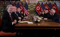Mỹ - Triều Tiên trở lại đàm phán vào cuối tuần