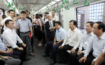 Bao giờ đường sắt Cát Linh - Hà Đông mới vận hành?
