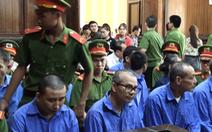 Video: Trùm ma túy Hiệu 'chuột' cùng 8 đồng phạm buôn ma túy xuyên quốc gia hầu tòa