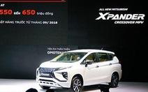 Mitsubishi triệu hồi hơn 14.000 chiếc Xpander vì lỗi bơm xăng