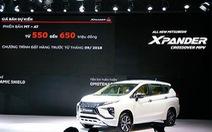 Lỗi bơm xăng, Mitsubishi triệu hồi 9.000 xe Xpander và Outlander tại Việt Nam