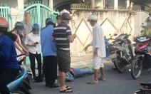 Đeo dây chuyền bị giật ngã xuống đường, nhập viện cấp cứu