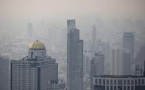 Khói bụi mù mịt, Bangkok sẽ cấm xe xả khói ô nhiễm thêm