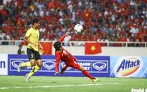 Chùm ảnh ấn tượng trận Việt Nam - Malaysia 1-0