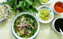 Có gì hào sảng và thân thương hơn tô phở Sài Gòn?