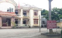 Trụ sở xã, huyện là 'bí mật nhà nước' nên 'cấm quay phim, chụp ảnh'
