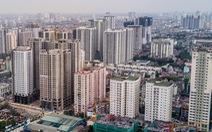 Hà Nội: Cơ quan, đơn vị di dời thì chung cư, cao ốc mọc lên