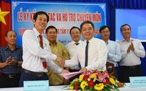 Nhơn Trạch và Quận 2 hợp tác hỗ trợ liên viện
