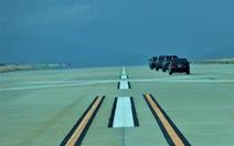 Đưa vào khai thác đường băng số 2 sân bay quốc tế Cam Ranh