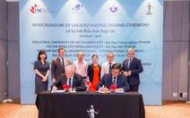 Đại học Mở TP.HCM ký kết biên bản hợp tác với ICAEW