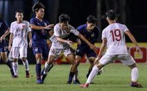 Ghi bàn phút bù giờ, U19 Việt Nam đánh bại U19 Thái Lan ở Bangkok Cup
