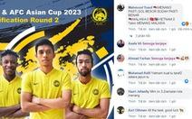 CĐV Malaysia đòi biến đội tuyển Việt Nam thành... 'Sri Lanka đệ nhị'