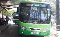Từ 15-10, tuyến xe buýt 69 nối dài thêm hơn 3km giữ nguyên giá vé