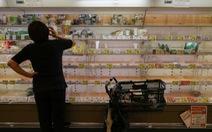 Người Việt ở Nhật bất ngờ vì siêu thị sạch trơn hàng hóa
