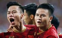 Tuyển Việt Nam - Malaysia 1-0: Bùng nổ với Quang Hải