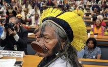 Thủ phạm hủy diệt sự sống - Kỳ 5: Câu chuyện tù trưởng rừng Amazon