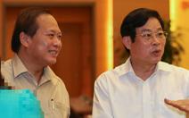 Khai trừ Đảng hai cựu bộ trưởng Nguyễn Bắc Son, Trương Minh Tuấn