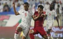 Thảm bại trước UAE, Indonesia hết hi vọng ở bảng G