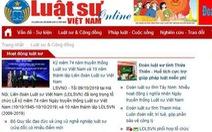Tước giấy phép, phạt 50 triệu đồng tạp chí điện tử Luật Sư Việt Nam